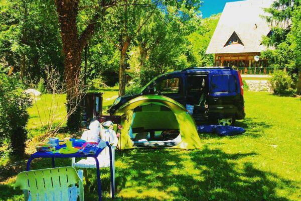 Camping Can Roig imatge