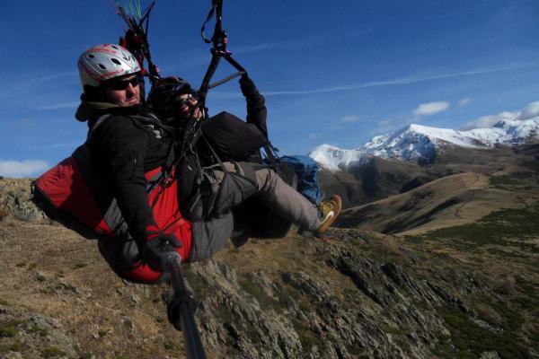 Paragliding imatge