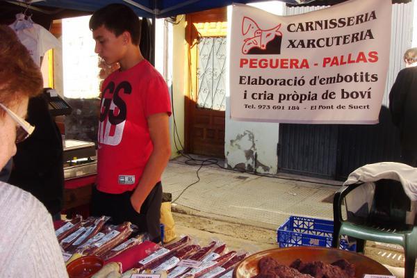 Carnicería Peguera-Pallàs imatge