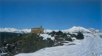 Ermita de Sant Salvador d'Irgo