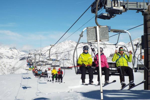Estació d'esquí Boí Taüll imatge