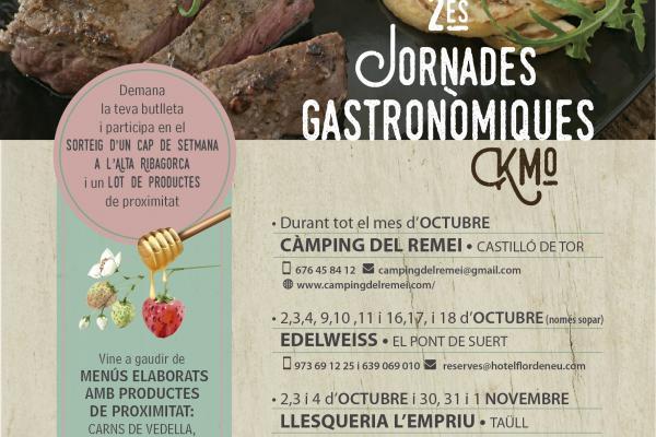 2as Jornadas Gastronómicas KM0 imatge