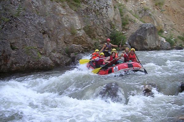 Rafting imatge